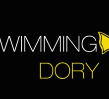 DORY - Just Keep Swimming Sticker