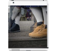 Smart Casual. iPad Case/Skin