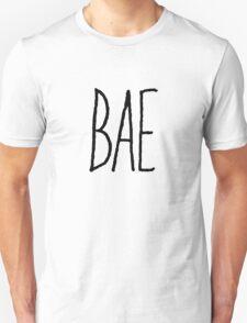 Bae (Black) Unisex T-Shirt