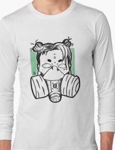 Breathe - Green Long Sleeve T-Shirt