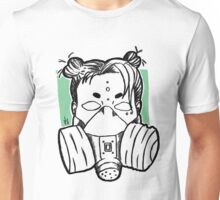 Breathe - Green Unisex T-Shirt