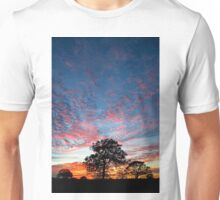 Texas Sunset Unisex T-Shirt