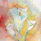 Calla Lillies by Robin Monroe