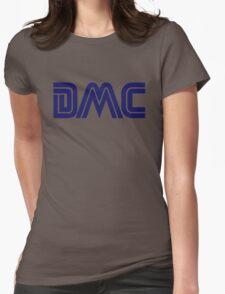DMC Sega (grey) Womens Fitted T-Shirt