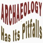 Archaeology Has Its Pitfalls by Vy Solomatenko