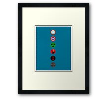 Assembly of Gifted Individuals Framed Print