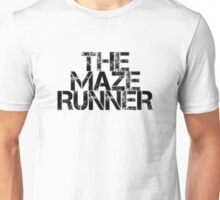 The Maze Runner (Black) Unisex T-Shirt