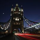 Tower Bridge, London by Ursula Rodgers Photography