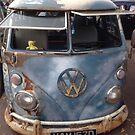 Volkswagen Camper by Neill Parker