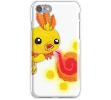 shiny torchic iPhone Case/Skin