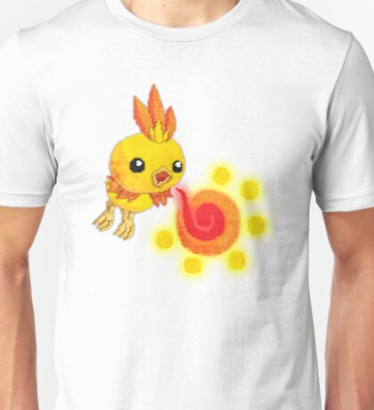 shiny torchic Unisex T-Shirt