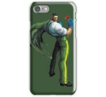 Dudley - Street Fighter iPhone Case/Skin