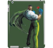 Dudley - Street Fighter iPad Case/Skin