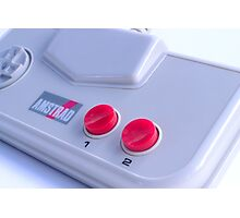 Amstrad GX400 Game Pad Photographic Print