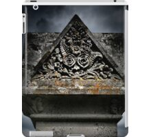 The Face of Death iPad Case/Skin