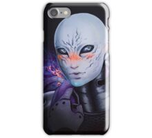 Tali Unmasked iPhone Case/Skin
