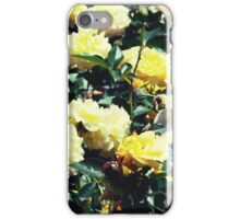 Field of mellow yellow iPhone Case/Skin