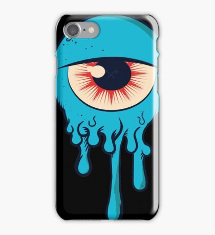 T-shirt Monster iPhone Case/Skin