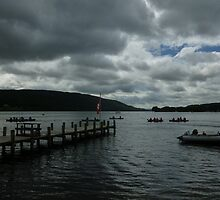 Coniston Water by Neill Parker