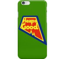 Heaps Good Again iPhone Case/Skin
