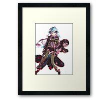 Sword Art Online/Gun Gale Online Framed Print