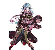 Sword Art Online/Gun Gale Online Photographic Print