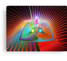 SplitsCylVania 19: The Fifth Element  (UF0329) Canvas Print
