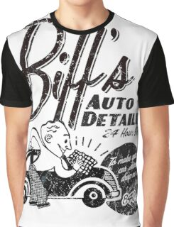Biffs Auto Detailing Graphic T-Shirt