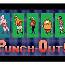 Punch out by RetroGameAddict