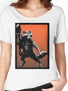 Rocket Racoon Women's Relaxed Fit T-Shirt