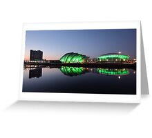 Emerald City Greeting Card
