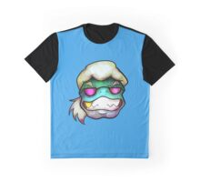 Sharptoothed Surfer Graphic T-Shirt