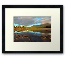 The Daintree Coast Framed Print