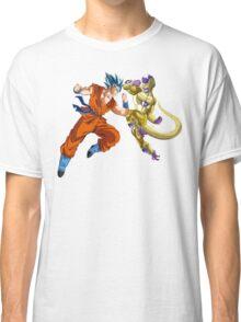 Goku vs Frieza Classic T-Shirt