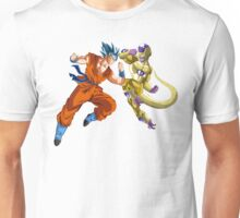 Goku vs Frieza Unisex T-Shirt
