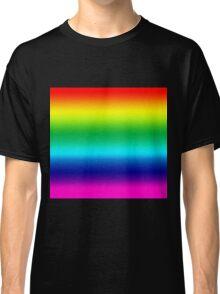 Rainbow Tee Classic T-Shirt