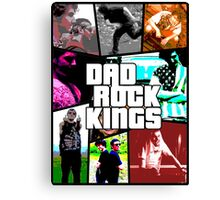 DAD THEFT HOTTO Canvas Print