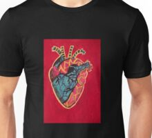 Surreal Heart Unisex T-Shirt