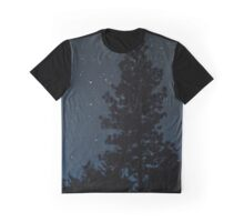 Starry Night Sky Graphic T-Shirt