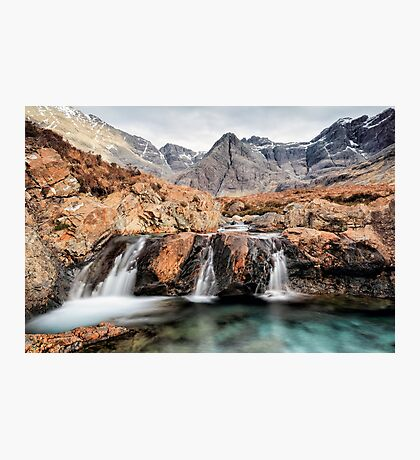 Fairy Pools Photographic Print