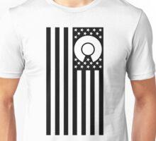 Colorado and America Flag Unisex T-Shirt