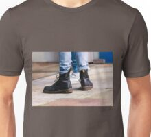 Dr Boots - Colour Unisex T-Shirt