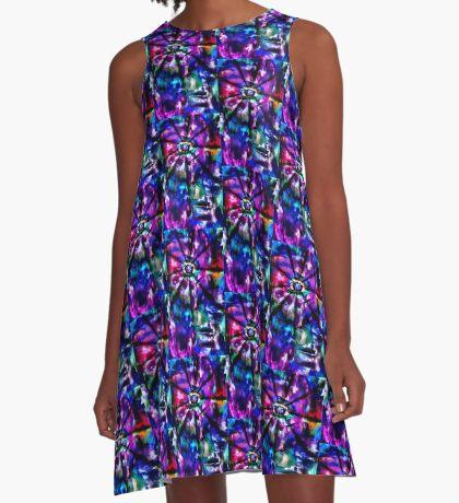 True Colors A-Line Dress