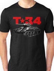 T-34 Unisex T-Shirt
