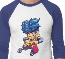 Goemon · Mystical Ninja  Men's Baseball ¾ T-Shirt
