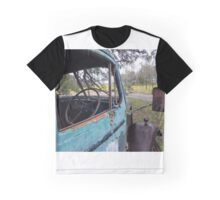 Use caution when overtaking!  Graphic T-Shirt