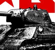 T-34 Sticker
