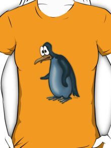 A Blue Penguin T-Shirt