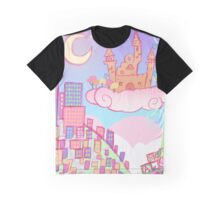 The Dreamland, Nod Graphic T-Shirt