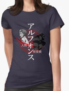 Alphonse Terror Womens Fitted T-Shirt
